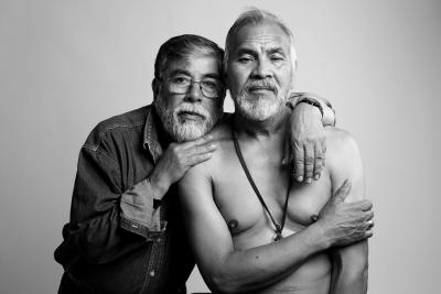 Nahúm y Gerardo